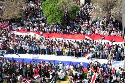 ¿Que está pasando realmente en Siria?